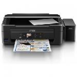 Imprimante multifonction couleur 3EN1 à réservoir intégré EPSON L486 / Wifi