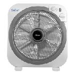 Ventilateur De Table ORIENT Infinity 50W - Blanc
