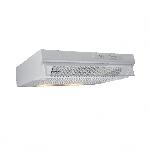 Hotte Casquette Standard FOCUS F601W 60cm - Blanc