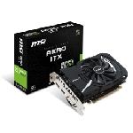 MSI 912-V809-2484 carte graphique NVIDIA GeForce GTX 1050 2 Go GDDR5