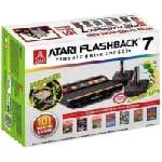 Atari Flashback 7 Classic Noir, Orange