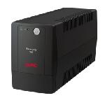 APC BX650LI alimentation d'énergie non interruptible Interactivité de ligne 650 VA 325 W 4 sortie(s) CA