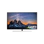 "Téléviseur Samsung 55"" QLED PLAT 4K UHD Smart Série Q80 / UHD / Wifi (QA55Q80RASXMV)"