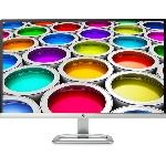 """HP 27ea 68,6 cm (27"""") 1920 x 1080 pixels Full HD LED Argent, Blanc"""