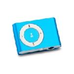 Lecteur MP3 Mikado avec Lecteur Carte Mémoire - Bleu