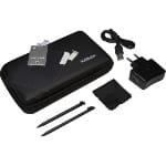 Konix 61881184904 Housse de protection pour console de jeux portable Tire valise Nintendo Noir