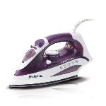 Ariete 6235 Fer à repasser à sec ou à vapeur Semelle en céramique 2000 W Violet, Blanc