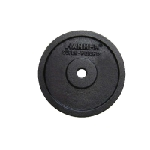 HAMMER 4664 disque de poids 2 pièce(s) Standard
