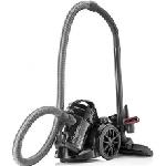 Aspirateur traîneau multi-cyclonique sans sac Black & Decker 1480 Watt - Noir (VM1480)