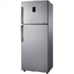 Réfrigérateur SAMSUNG Twin Cooling Plus 440L Silver avec afficheur