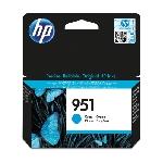 HP 951 cartouche d'encre Original Rendement standard Cyan