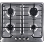 Plaque de cuisson ProCook 4 feux 60 cm / Inox
