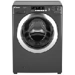 Machine à laver Automatique Candy 9 Kg (GVS149DC3-80) - Noir