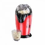 Domoclip DOM336 machine à popcorn 1200 W Noir, Rouge