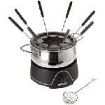 Severin FO 9468 appareil à fondue, raclette et wok 1,25 L