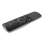 Trust Wireless Touchpad Presenter télécommande IR Noir, Gris