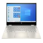 Pc Portable HP Pavilion X360 i5 11è Gén 8Go 256Go SSD - Gold (2Q9F4EA)