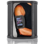 "Ksix t-brassard lycra-tube pour smartphone Taille S(5.2"")"