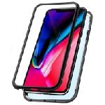 Etui Magnétique Ksix pour iPhone XR - Noir