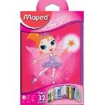 Maped Trousse scolaire garnie fairy