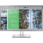 "HP EliteDisplay E243 60,5 cm (23.8"") 1920 x 1080 pixels Full HD LED Noir, Argent"