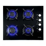 Plaque de cuisson ORIENT 4 feux 60cm -Noir (OP-4F-VN-F)