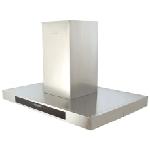 Hotte Centrale ILOT FRANCO ILOT-LARA-90X 90 cm - Inox