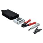 Digitus DN-94022 kit d'outils de préparation de câble Noir, Gris, Rouge