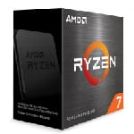 Processeur AMD Ryzen 7 5800X (3.8 GHz / 4.7 GHz)