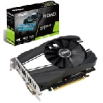 ASUS Phoenix PH-GTX1650S-O4G NVIDIA GeForce GTX 1650 SUPER 4 Go GDDR6