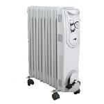 Radiateur à bain d'Huile COALA BH20 2000W 9 Éléments
