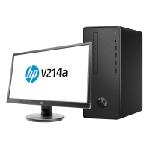 PC DE BUREAU HP DESKTOP PRO G3 MT G5420 4G/1TB REF 9UG03EA