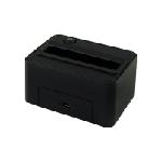 LC-Power LC-DOCK-25-C Station d'accueil de disques de stockage USB 3.2 Gen 2 (3.1 Gen 2) Type-C Noir