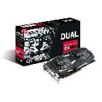 Carte Graphique Asus Dual series Radeon RX 580 OC edition 8GB