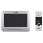 """Hikvision Digital Technology DS-KIS204 système vidéophone 17,8 cm (7"""") Noir, Blanc"""