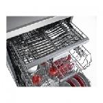 Brandt DFH14104X lave-vaisselle Autoportante 14 couverts