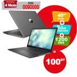 PC Portable HP Notebook 15-dw2012nk i3 10Gén 12Go 1To Silver (2S530EA-12G)