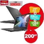 PC Portable DELL Latitude 5490 i7 8è Gén 8Go 256GoSSD (5490-I7-W10)