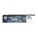 HP 913A cartouche d'encre 1 pièce(s) Original Rendement standard Cyan