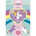 Totum Unicorn Sticker Book 4 Sheet