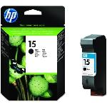 HP 15 cartouche d'encre 1 pièce(s) Original Noir