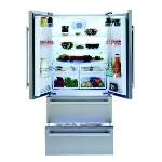 Beko GNE60500X frigo américain Autoportante Argent