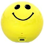 Haut-parleur Bluetooth Smiloji Cool Emoji