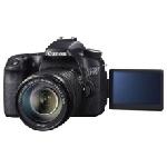 REFLEX CANON EOS 70D + OBJECTIF 18-55mm IS STM