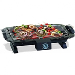Barbecue Grill Electrique LUXELL KB600-T 2200W - Noir