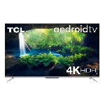 "TCL 43P715 TV 109,2 cm (43"") 4K Ultra HD Smart TV Wifi Argent"