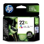 HP 22XL cartouche d'encre 1 pièce(s) Original Rendement élevé (XL) Cyan, Magenta, Jaune