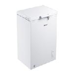 Congélateur Horizontal BRANDT BFK720MSW 200L - Blanc