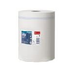 Tork 473412 serviette en papier 340 feuilles 113,9 m Blanc