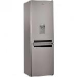 Réfrigérateur WHIRLPOOL AQUA BSNF8121OX-AQ 360Litres - Inox